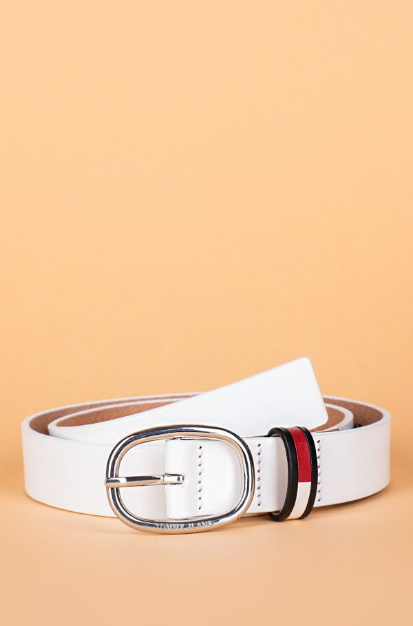 TJW OVAL FLAG INLAY BELT 3.0