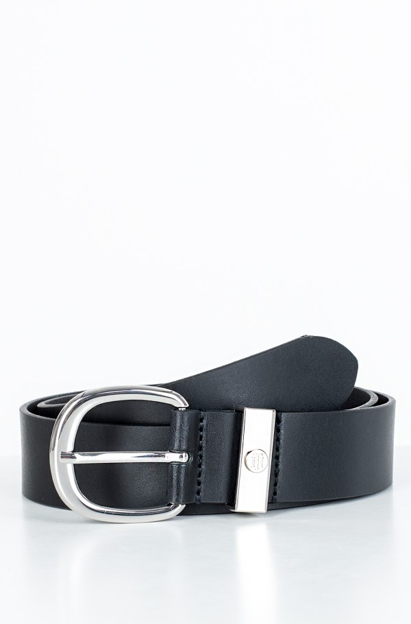 OVAL BUCKLE BELT 3.5