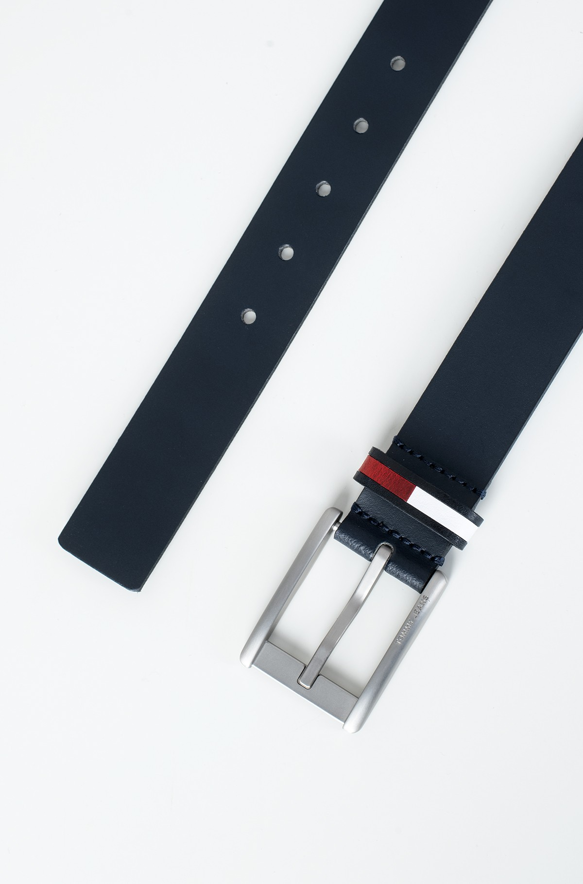Diržas TJM FLAG INLAY BELT 3.5-full-2