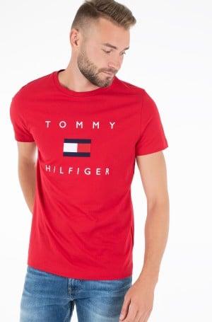 T-särk TOMMY FLAG HILFIGER TEE-1