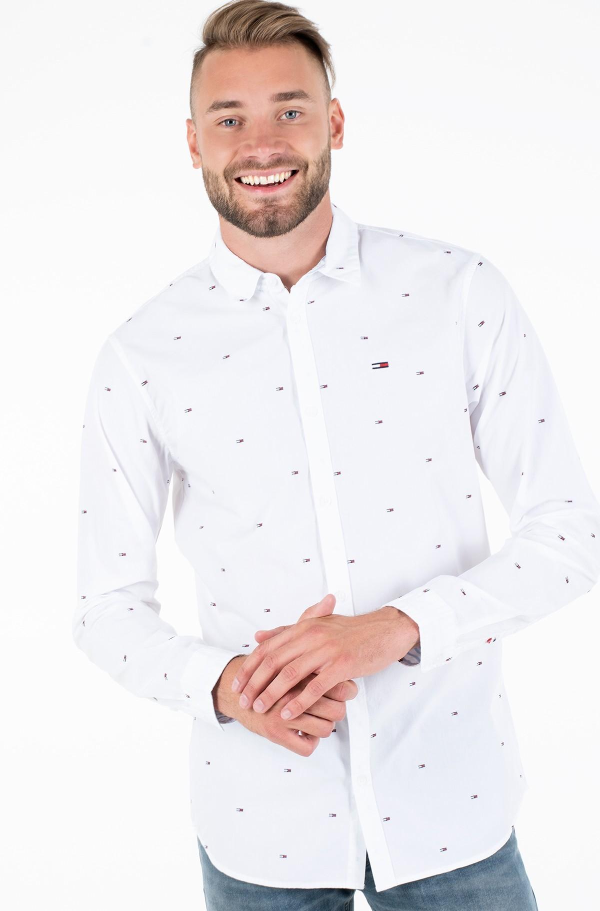 Shirt TJM FLAG DOBBY SHIRT-full-1