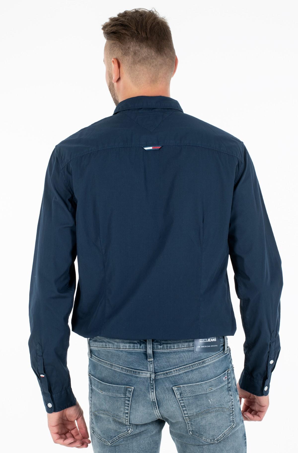 Shirt TJM POPLIN LOGO SHIRT-full-2