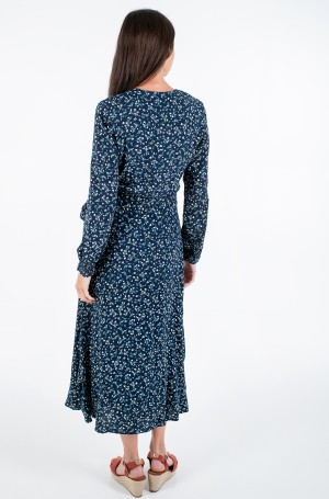 Hõlmikkleit RAYA WRAP DRESS LS-3