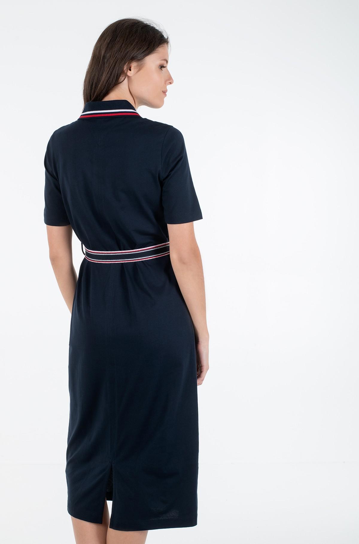 Polokleit BRENNA REG POLO DRESS 1/2 SLV-full-2