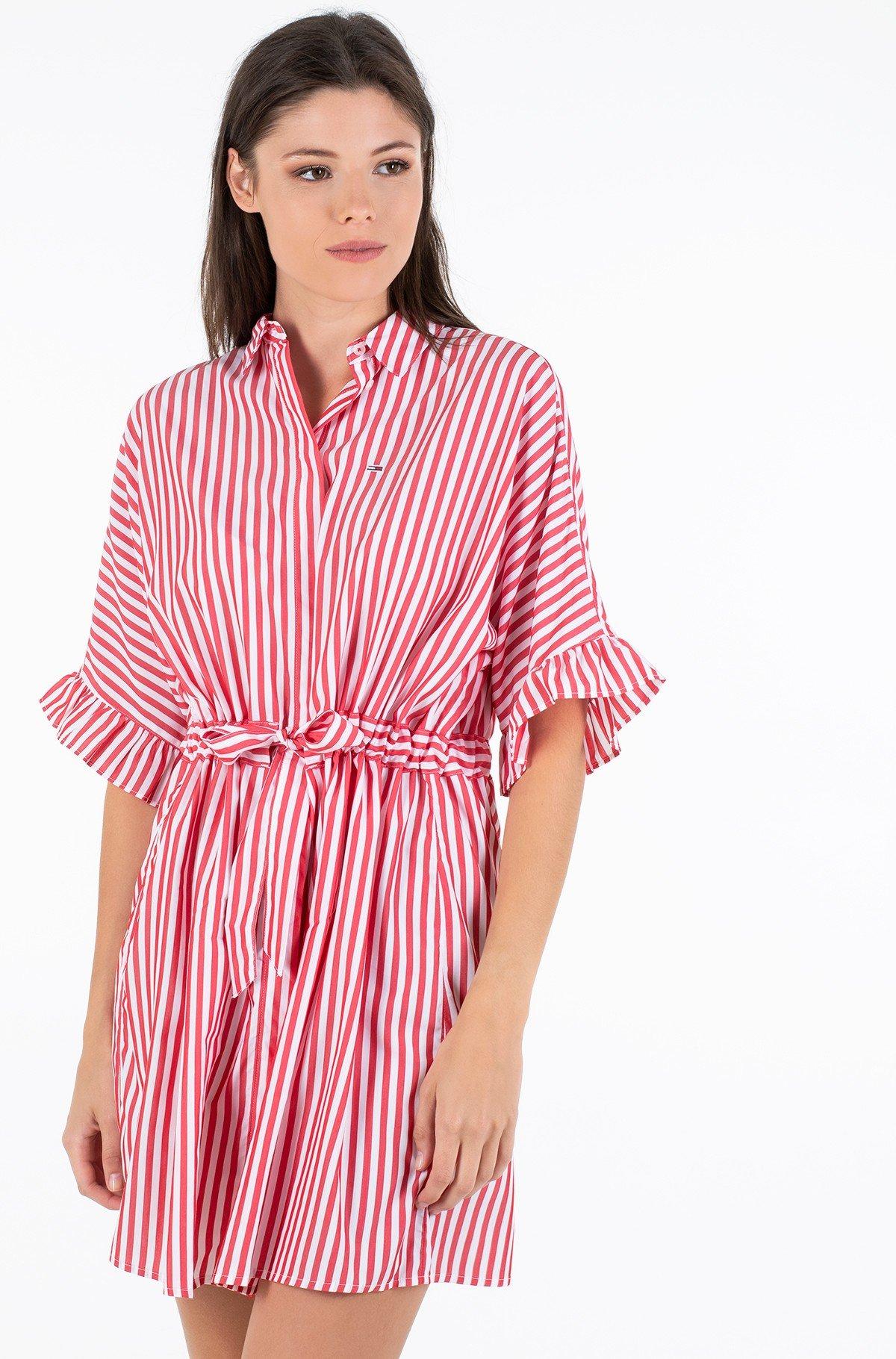 Kleit TJW FRILL SLEEVE SHIRT DRESS-full-1