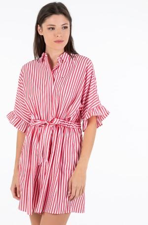 Kleit TJW FRILL SLEEVE SHIRT DRESS-1