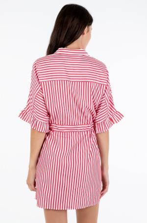 Kleit TJW FRILL SLEEVE SHIRT DRESS-2