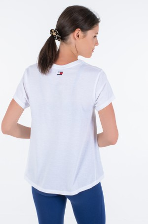 Spordipluus COTTON MIX CHEST LOGO TOP-2