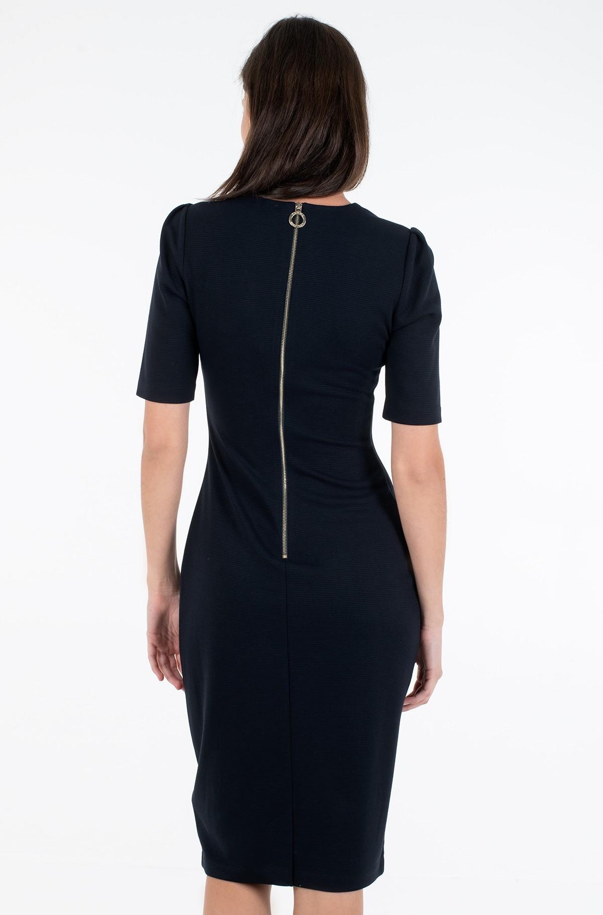 Kleit STELLA BODYCON TEXTURED DRESS SS-full-3