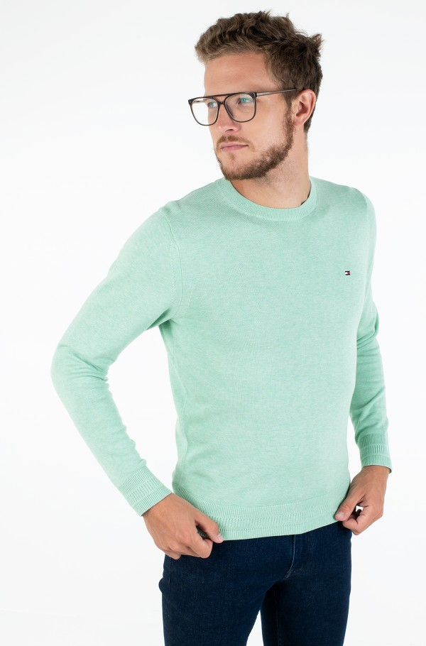 LUXURY PIMA COTTON CREW NECK