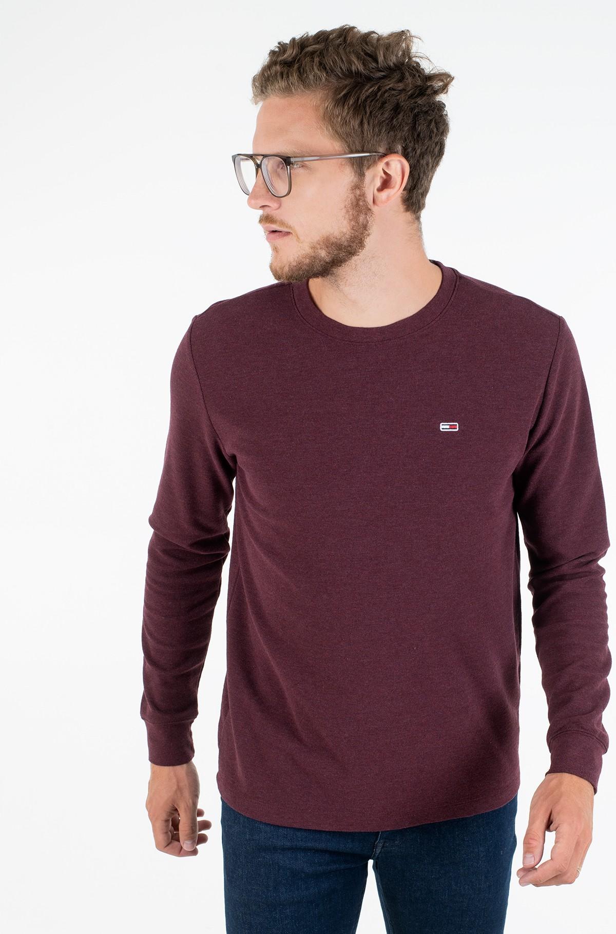 Long sleeved t-shirt TJM MINI WAFFLE LONGSLEEVE TEE-full-1
