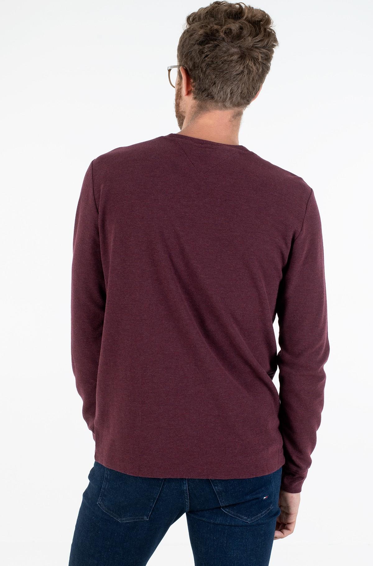 Long sleeved t-shirt TJM MINI WAFFLE LONGSLEEVE TEE-full-2