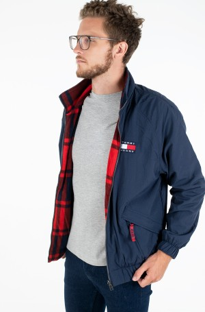 Jope TJM REVERSIBLE PLAID JACKET-1