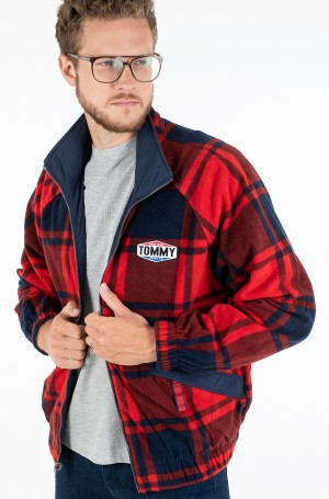Jope TJM REVERSIBLE PLAID JACKET-2