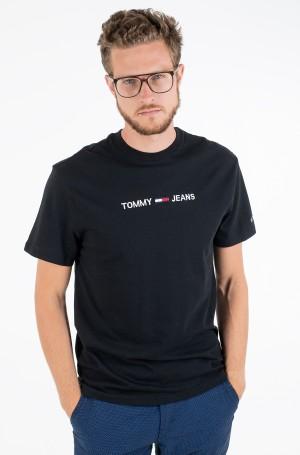 T-shirt TJM STRAIGHT LOGO TEE-1