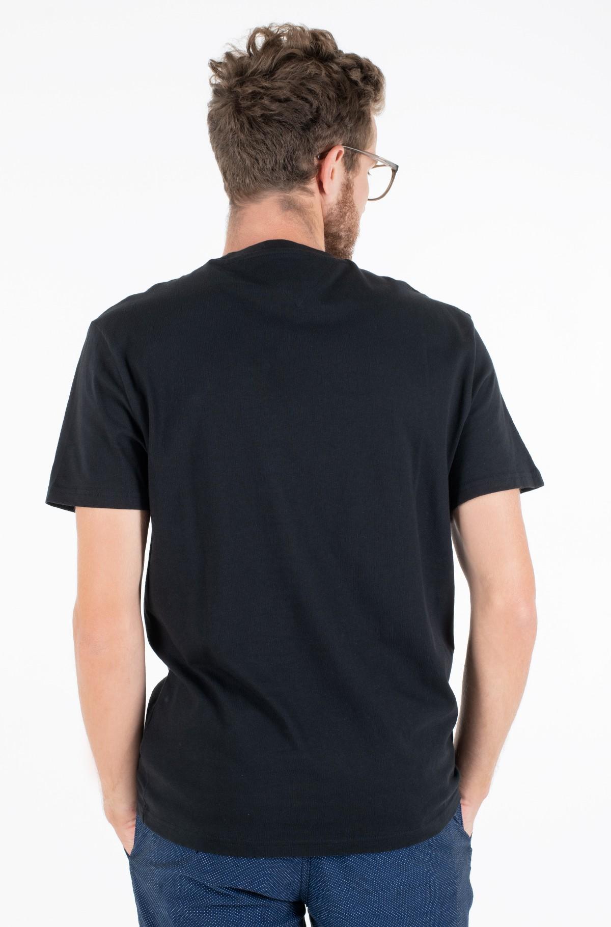 T-shirt TJM STRAIGHT LOGO TEE-full-2