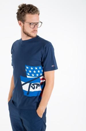 T-särk TJM HERITAGE FLAGS LOGO TEE-1