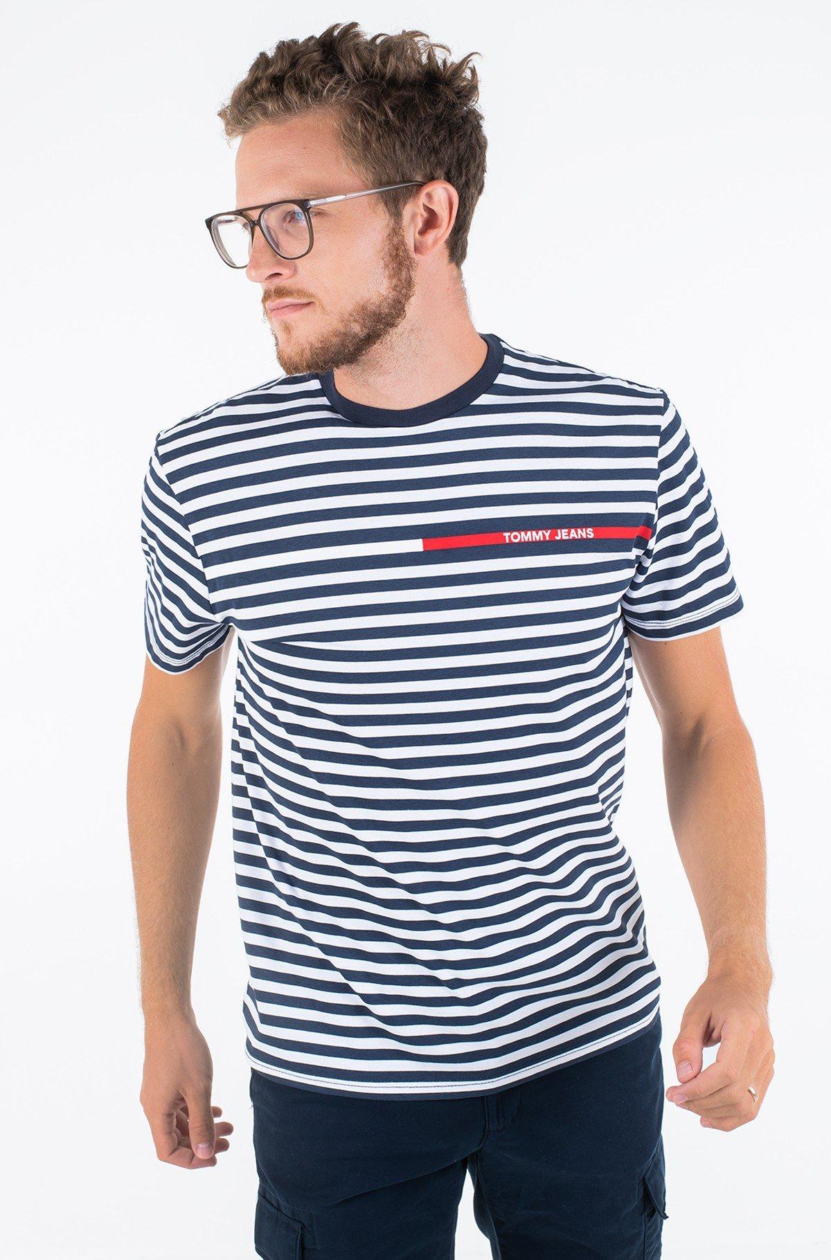 T-shirt TJM BRANDED STRIPE TEE-full-1
