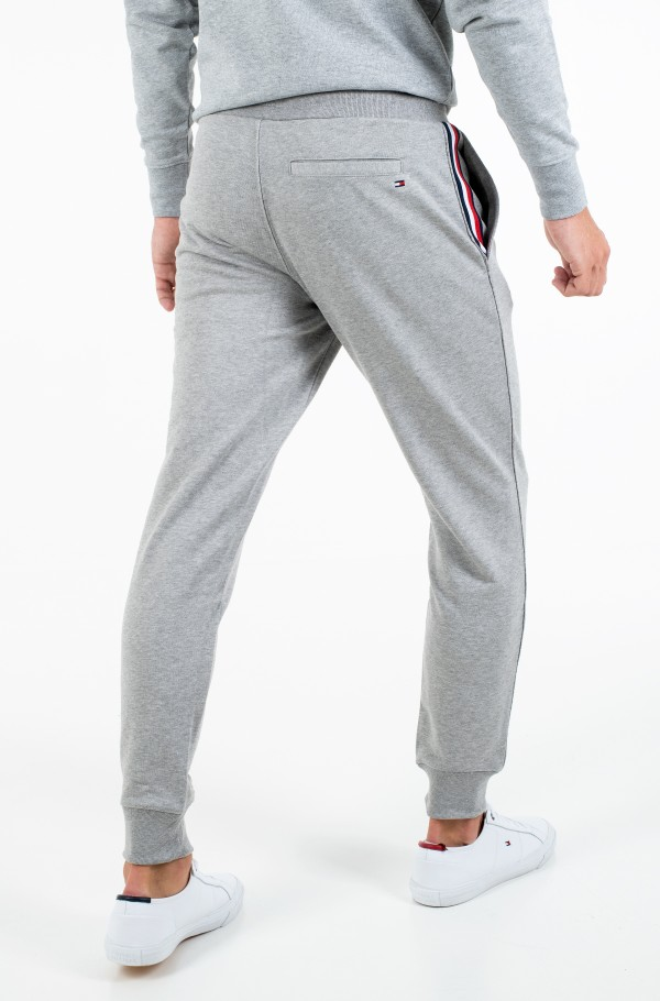 GLOBAL STRIPE SWEATPANTS-hover