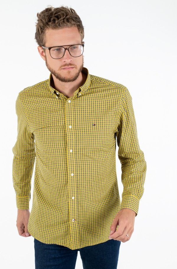 MICRO BUFFALO CHECK SHIRT