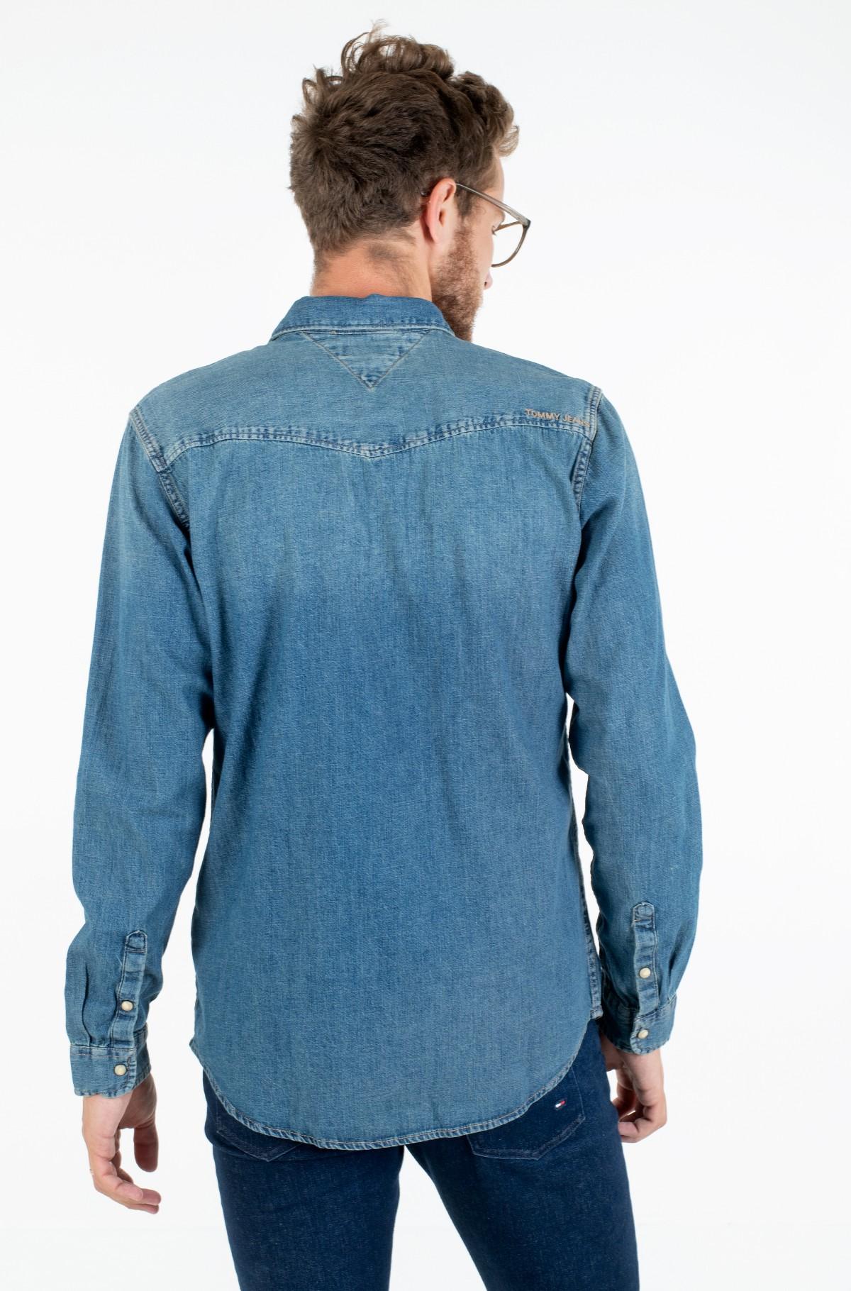 Shirt TJM WESTERN DENIM SHIRT-full-2