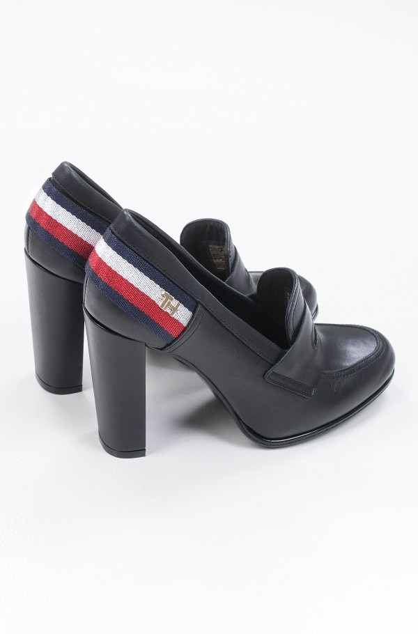 TOMMY STRAP HIGH HEEL PUMP-hover