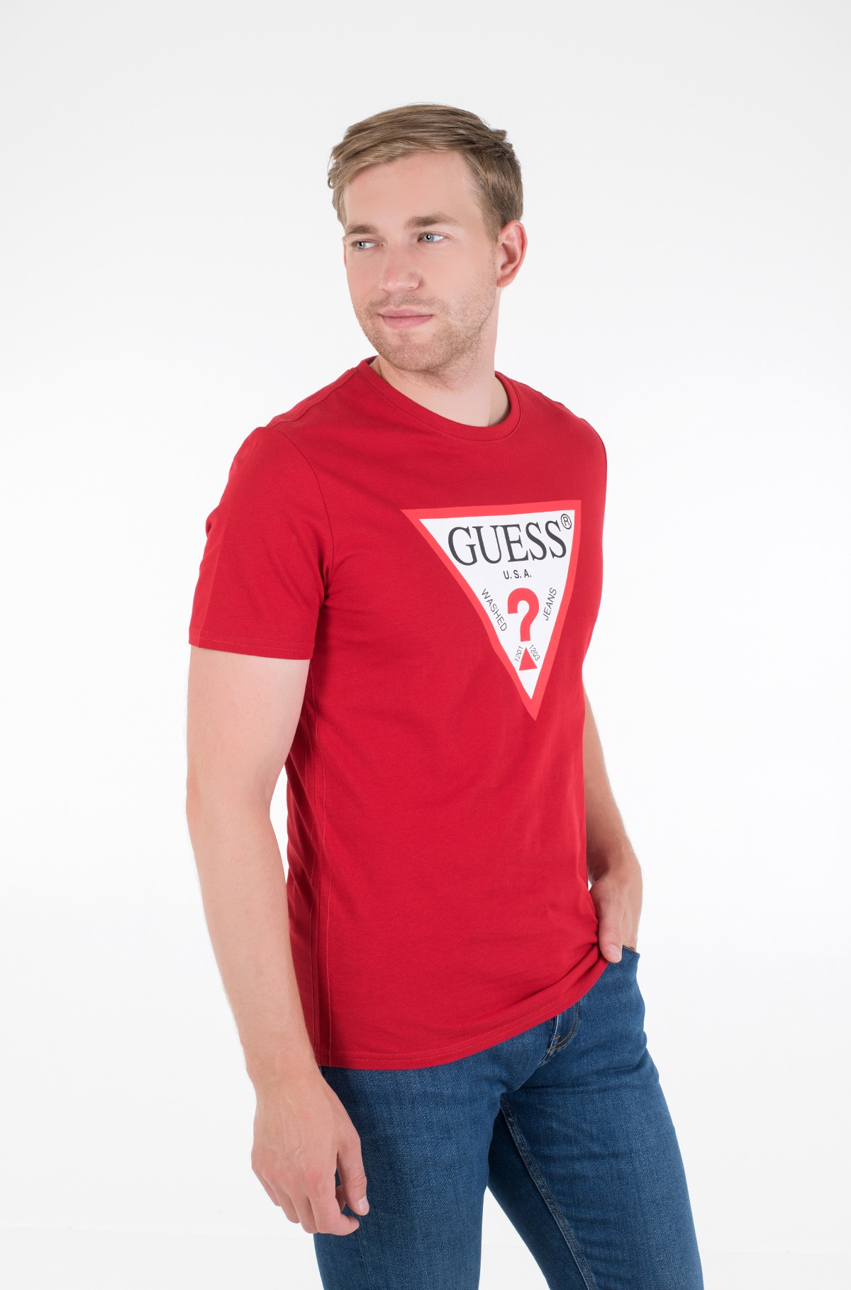 T-shirt M0YI71 I3Z11-full-1