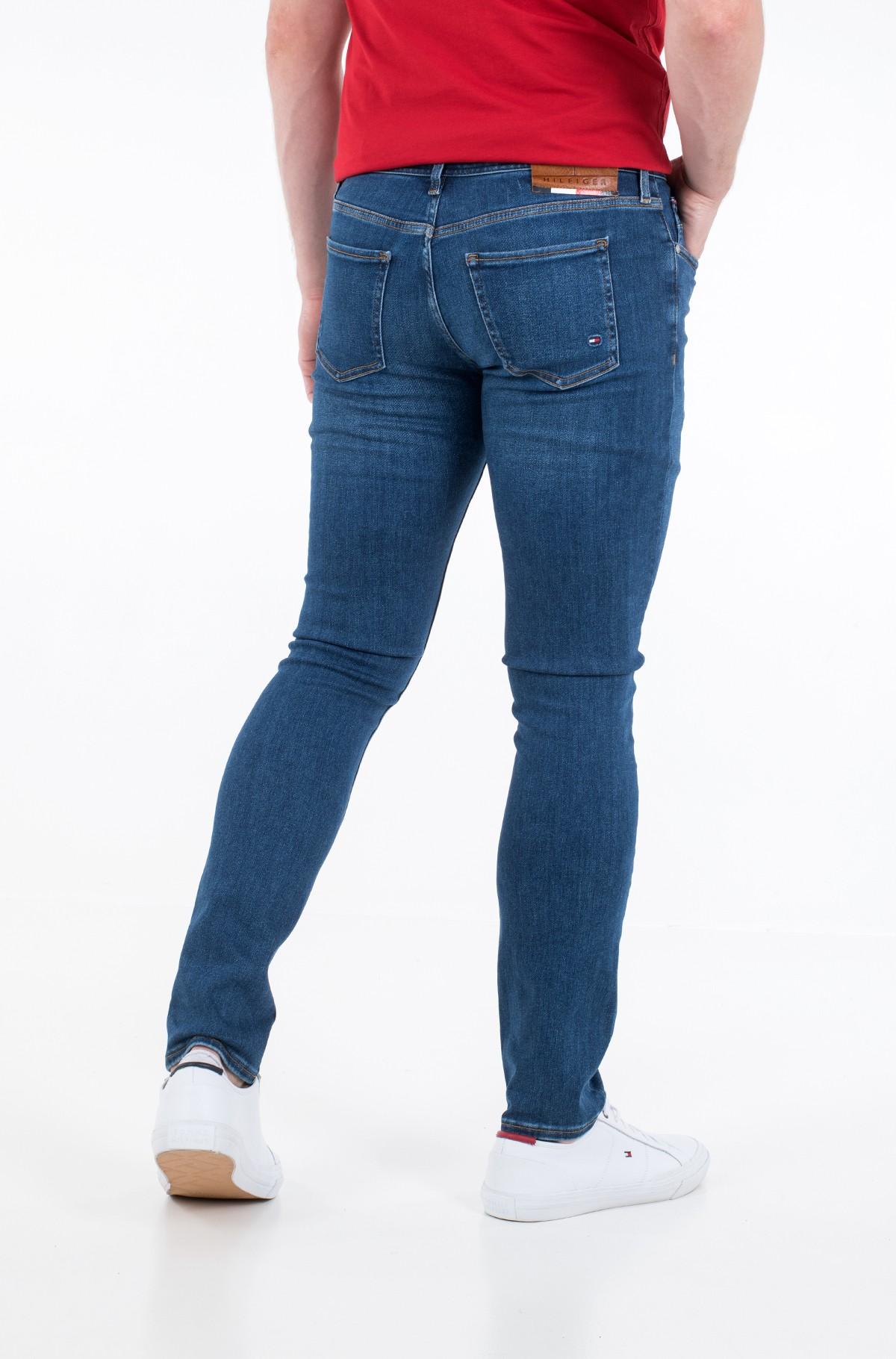 Džinsinės kelnės XTRA SLIM LAYTON HSTR SINAI BLUE-full-3
