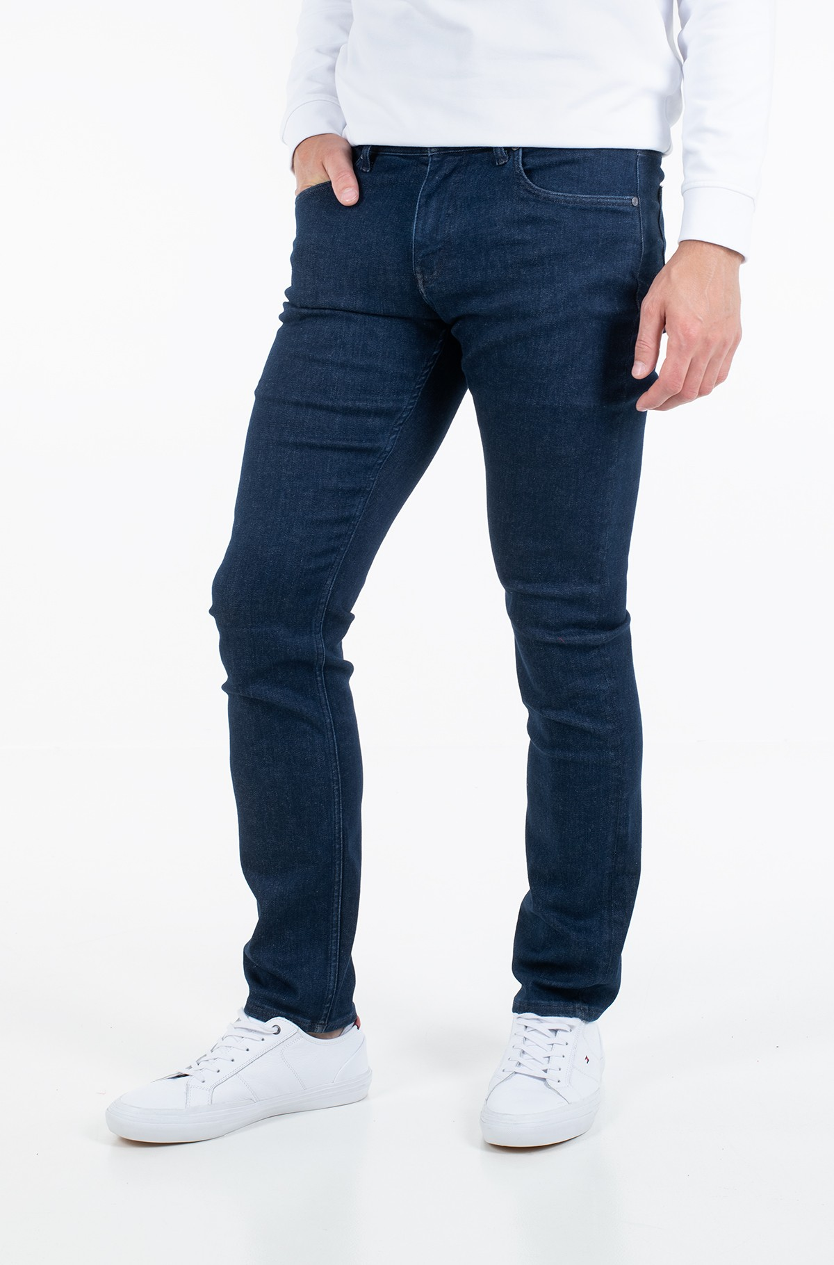 Jeans SLIM BLEECKER HSTR SELBY BLUE-full-1