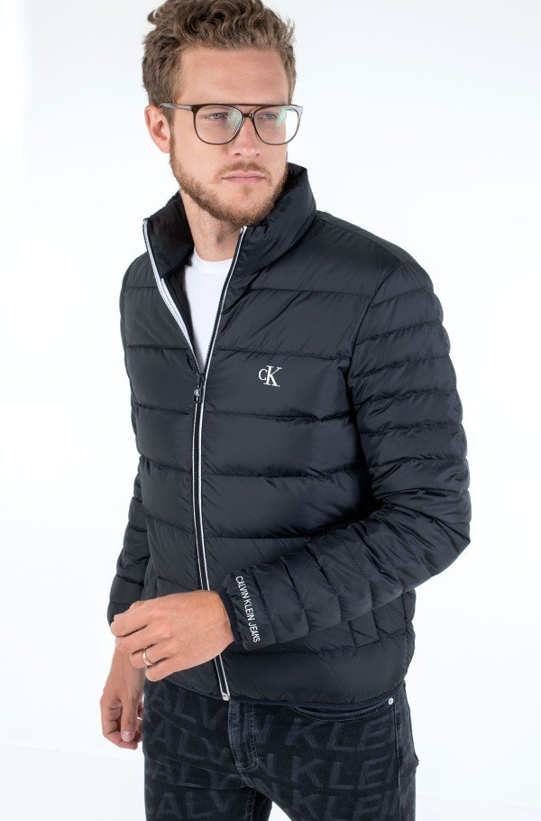 LIGHT DOWN JACKET-hover