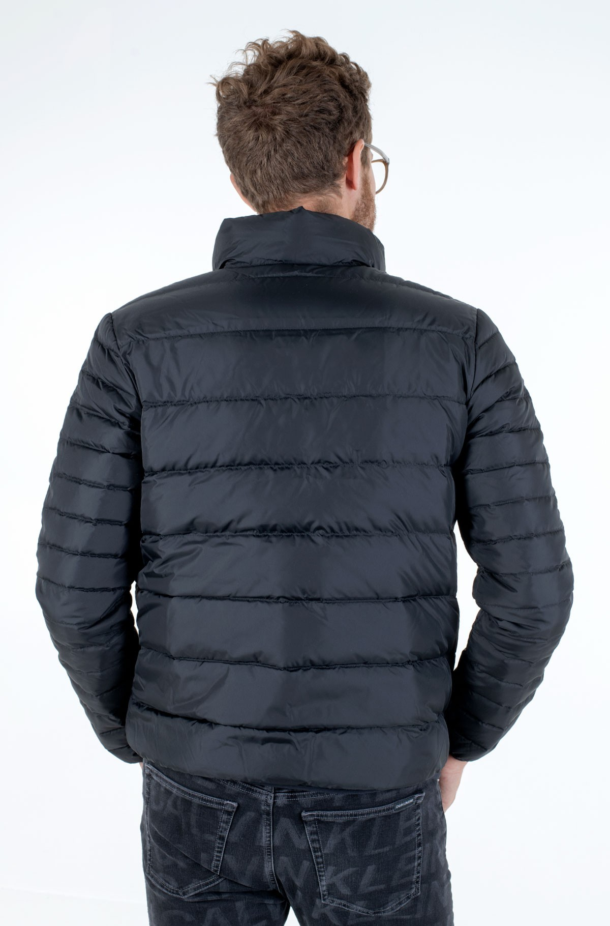 Jacket LIGHT DOWN JACKET-full-4