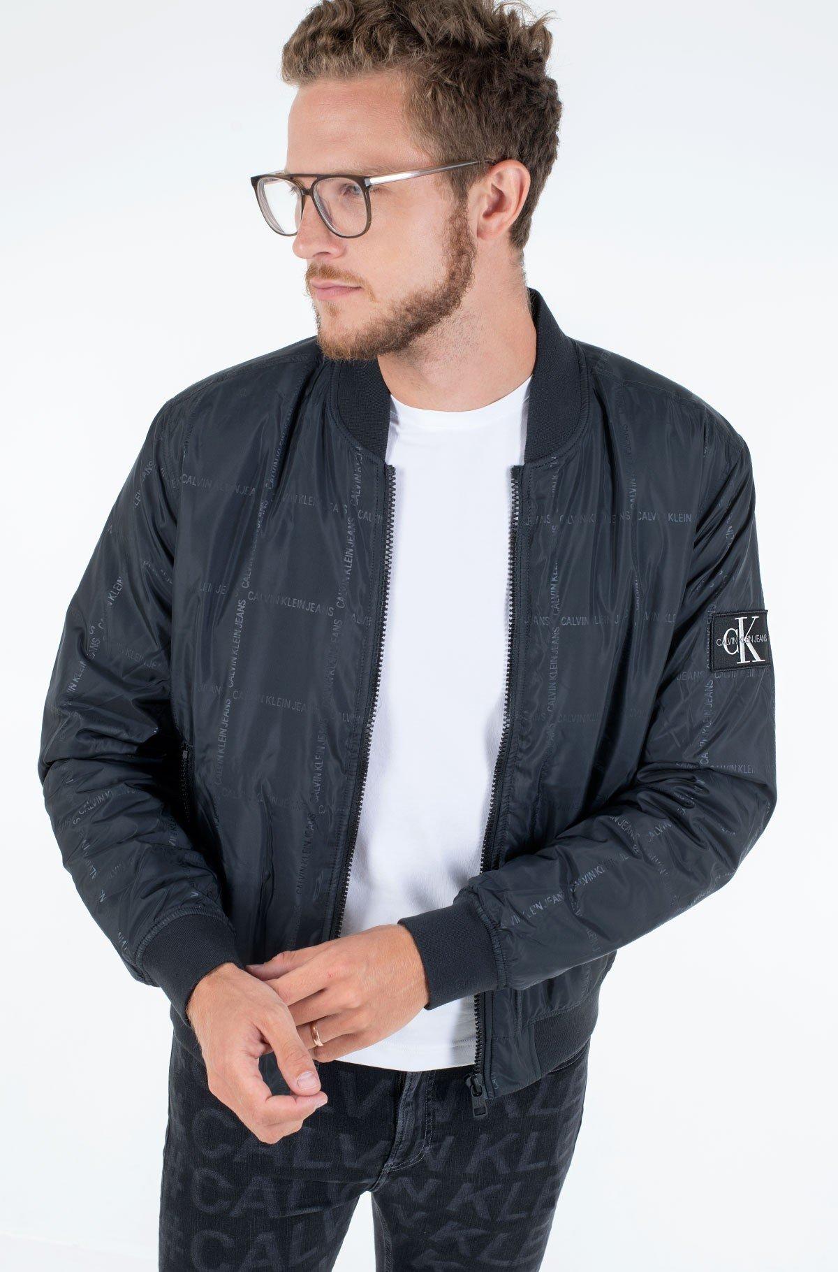 Jacket GRID BOMBER-full-2