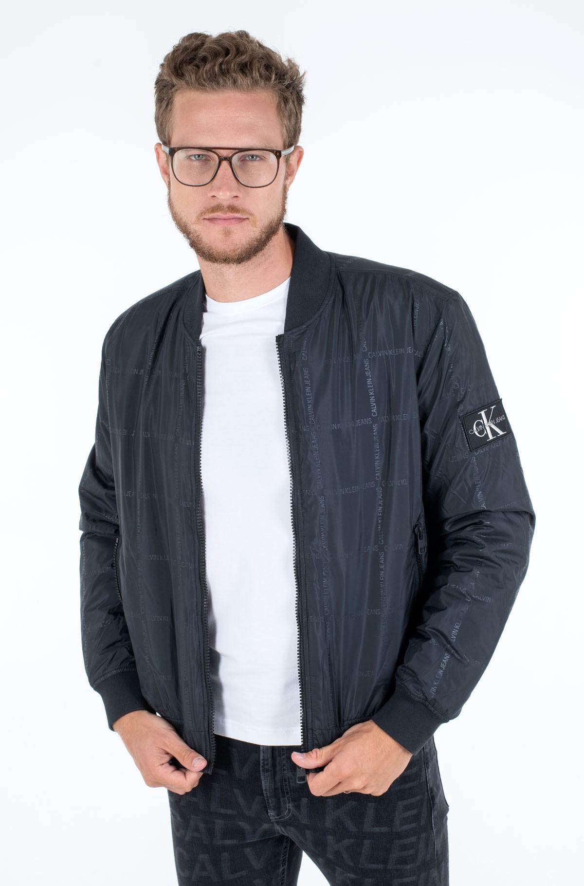 Jacket GRID BOMBER-full-1