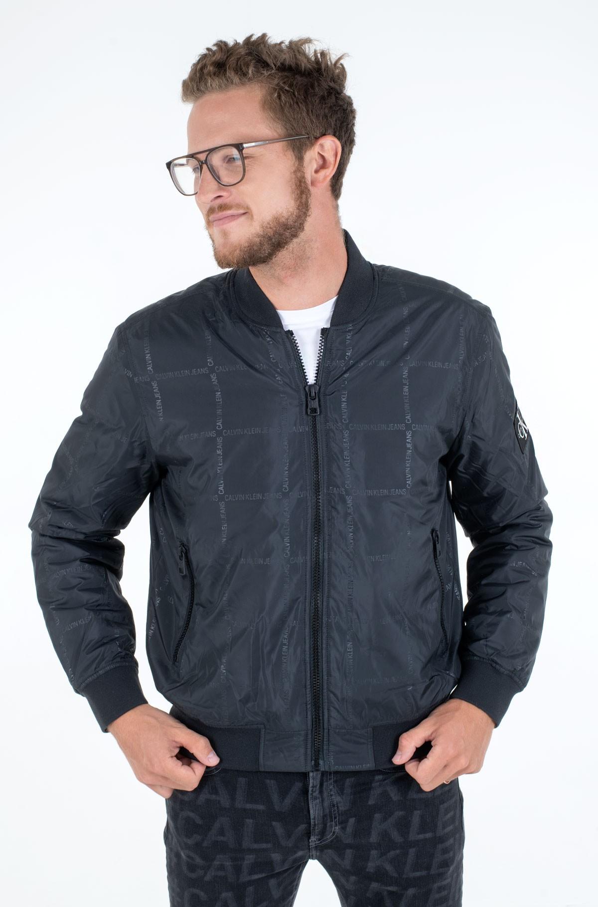 Jacket GRID BOMBER-full-4