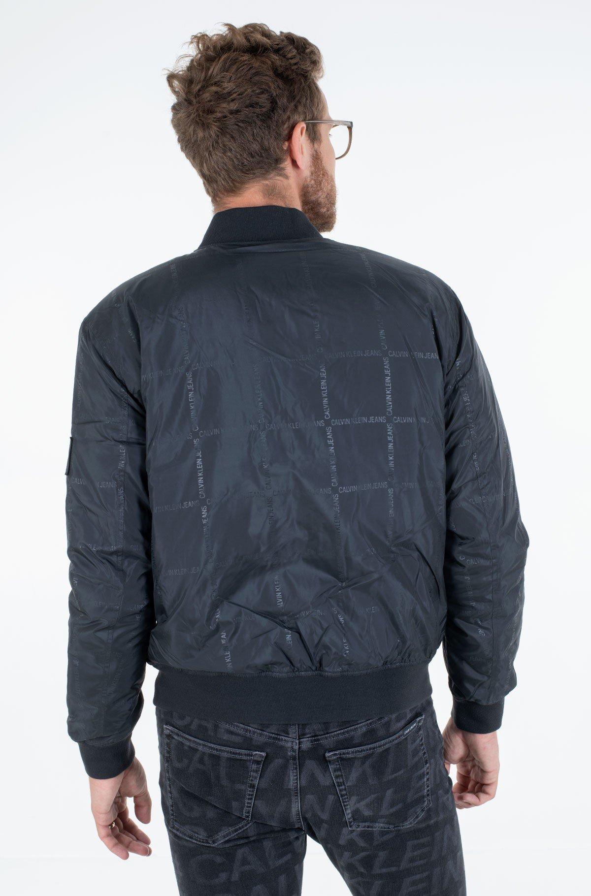 Jacket GRID BOMBER-full-5