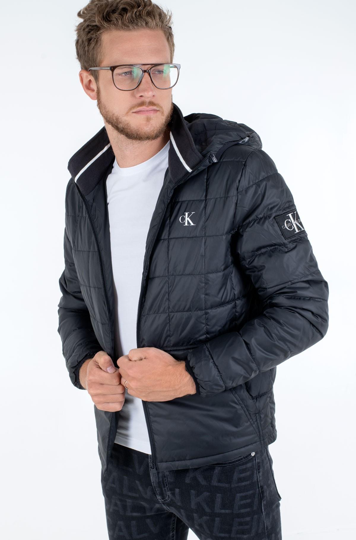 Jacket PADDED HOODED JACKET-full-2