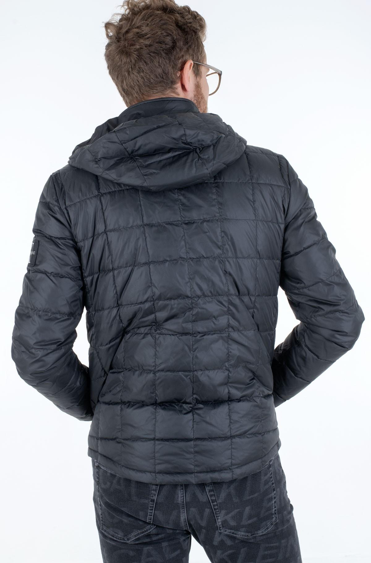 Jacket PADDED HOODED JACKET-full-3