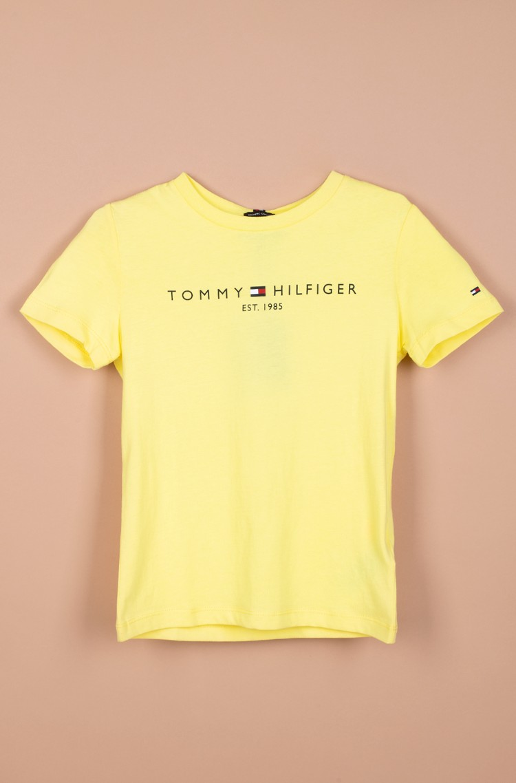 Tommy Hilfiger Girls Essential Hilfiger Tee S//S T-Shirt