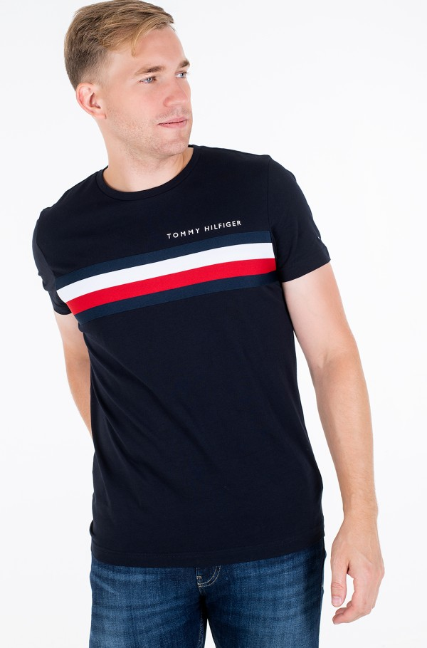 GLOBAL STRIPE TEE