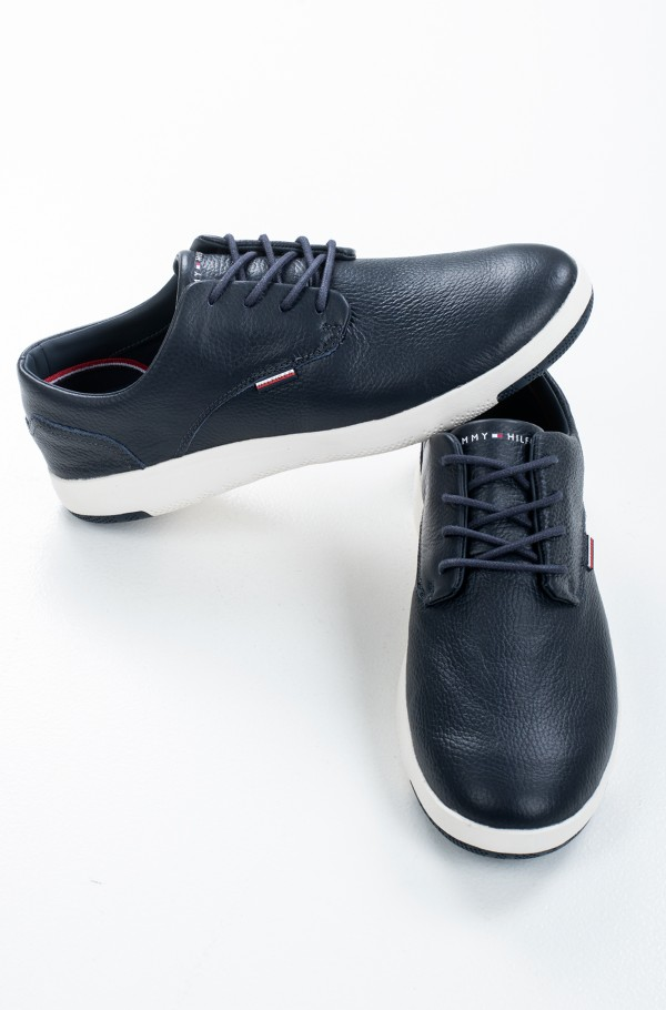 LIGHWEIGHT CITY LEATHER SHOE