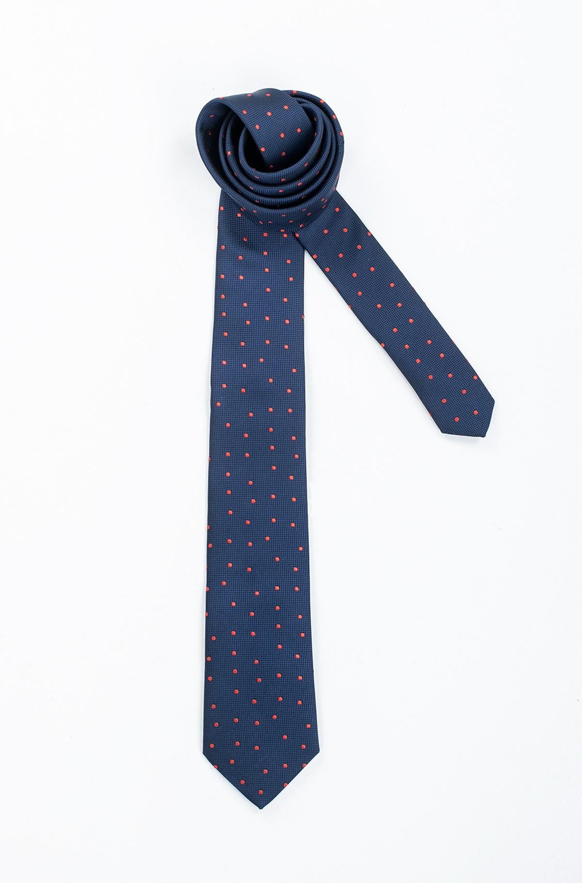 Tie DOT SILK BLEND 7CM TIE-full-1