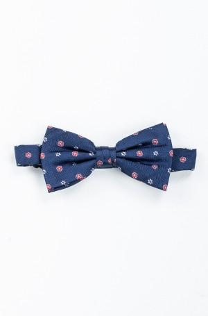 Bow tie HERRINGBONE DESIGN SILK BOWTIE-1