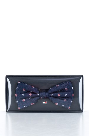 Bow tie HERRINGBONE DESIGN SILK BOWTIE-2
