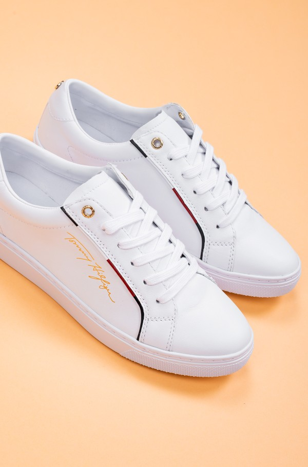 TOMMY HILFIGER SIGNATURE SNEAKER
