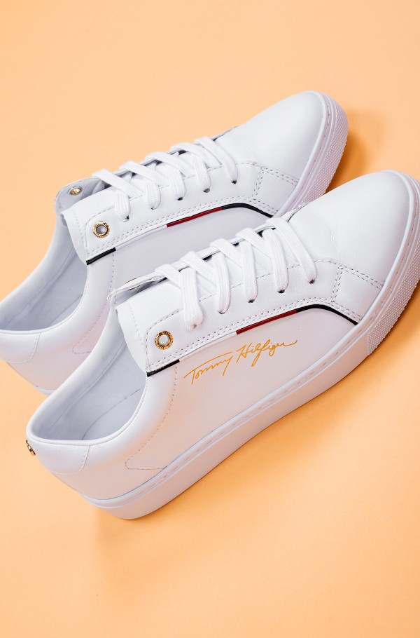 TOMMY HILFIGER SIGNATURE SNEAKER-hover