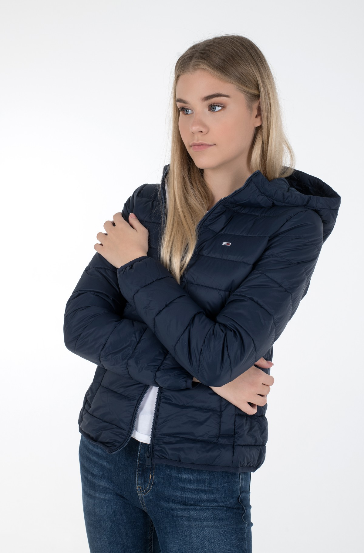 Jope TJW HOODED QUILTED ZIP THRU-full-1