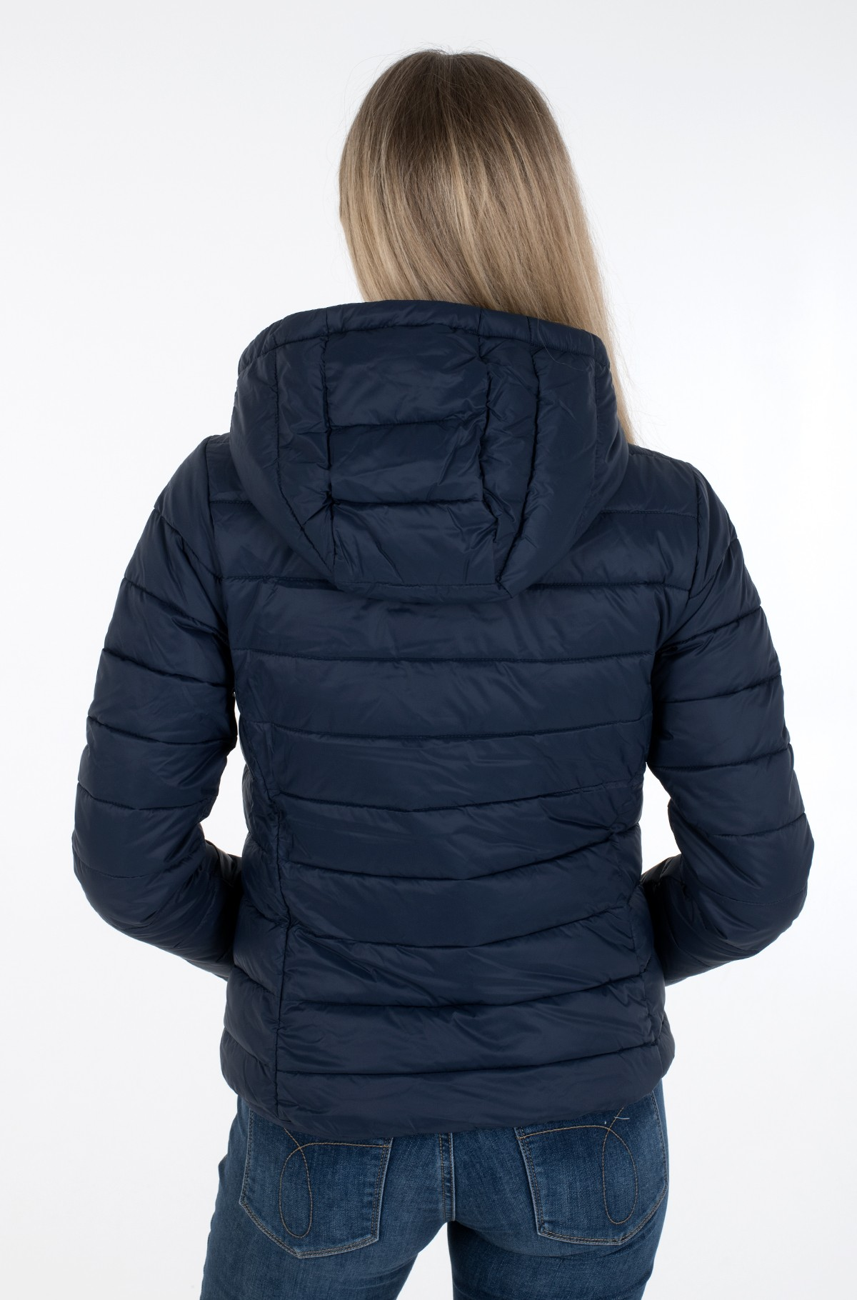 Jope TJW HOODED QUILTED ZIP THRU-full-3