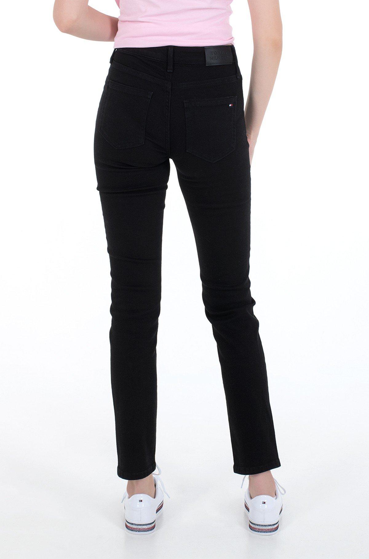 Jeans RIVERPOINT CIGARETTE HW A BLACK-full-2