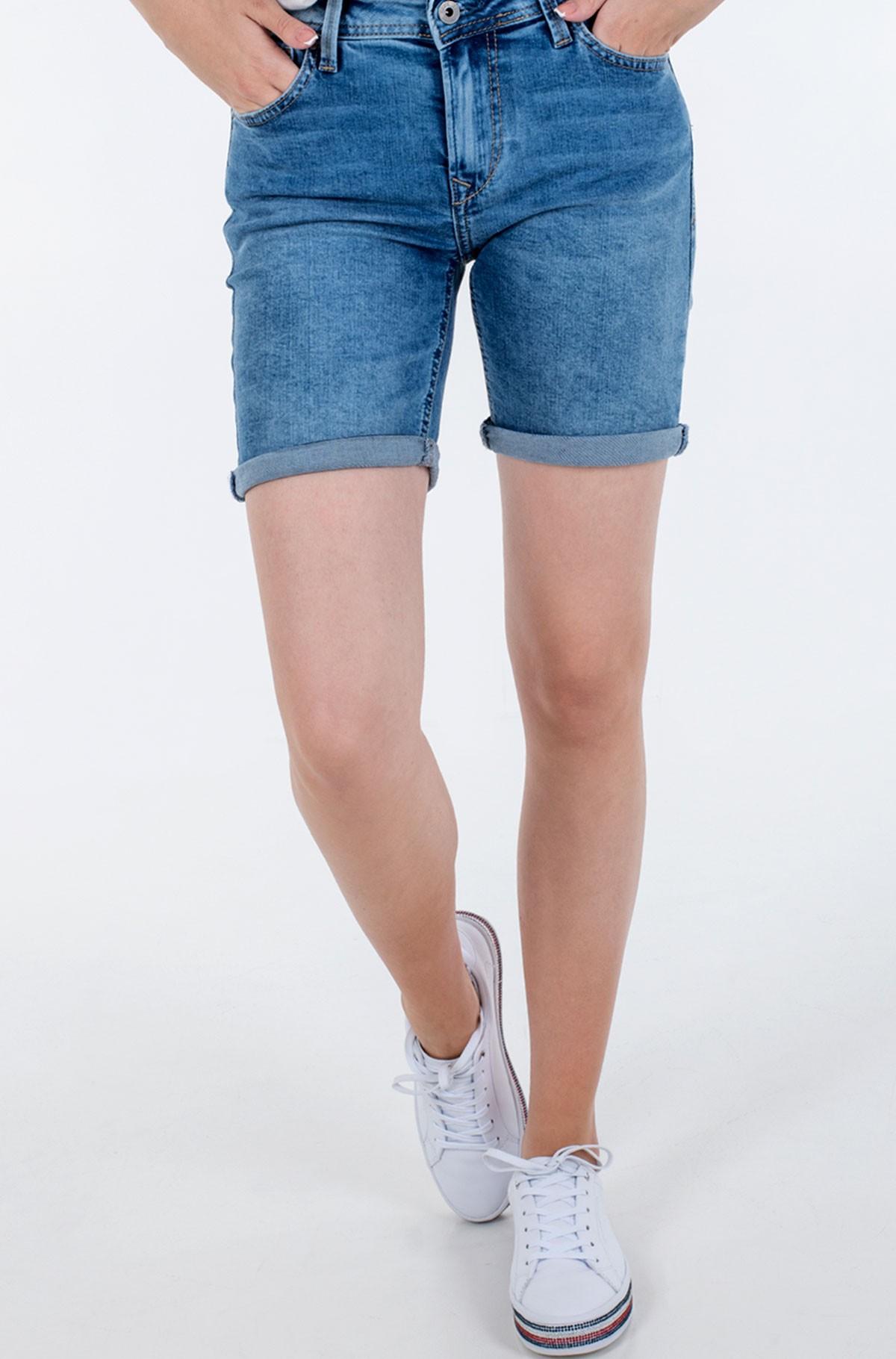 Lühikesed teksapüksid POPPY/PL800493MF5-full-1