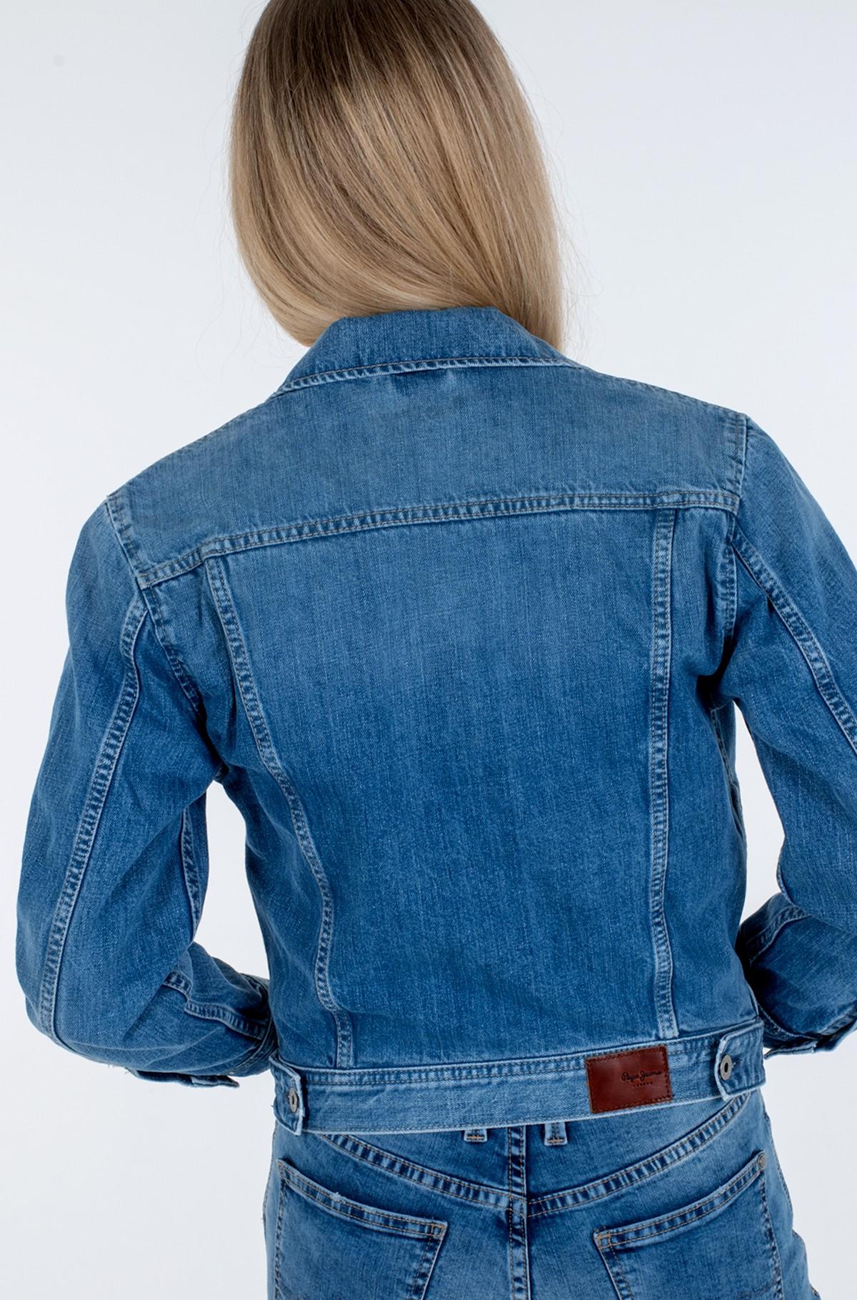 Denim jacket ROSE JACKET/PL401829NA8-full-2